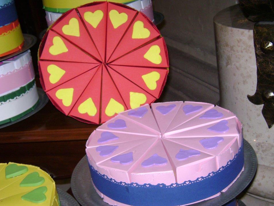 Torte in Cartone